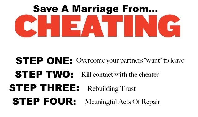 save a marriage from cheating