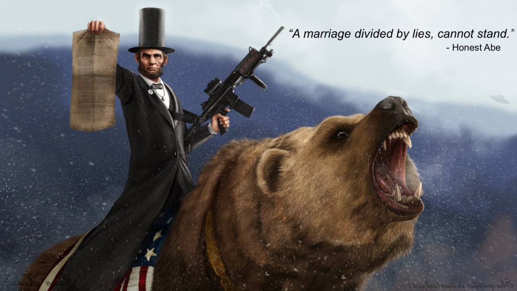 abraham lincoln marriage