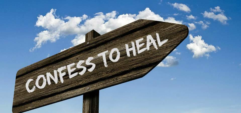 confession as healing