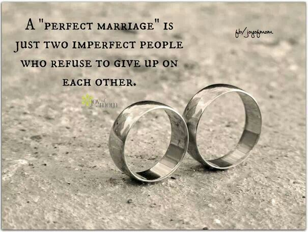 marriages improve with work