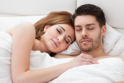 sleeping with your ex husband