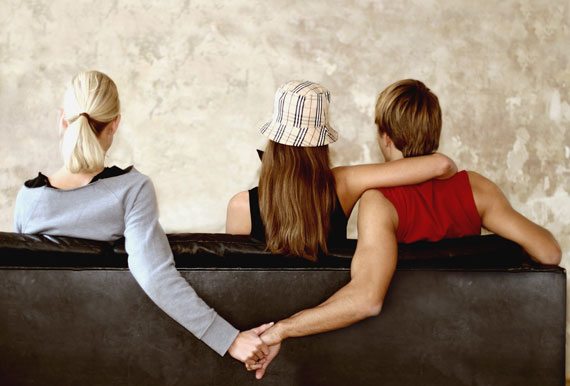 should you lie about adultery