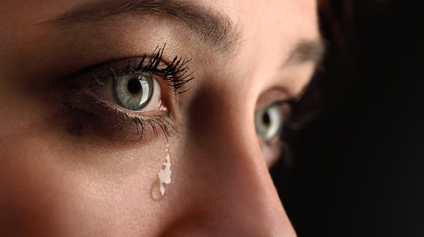 why women cry